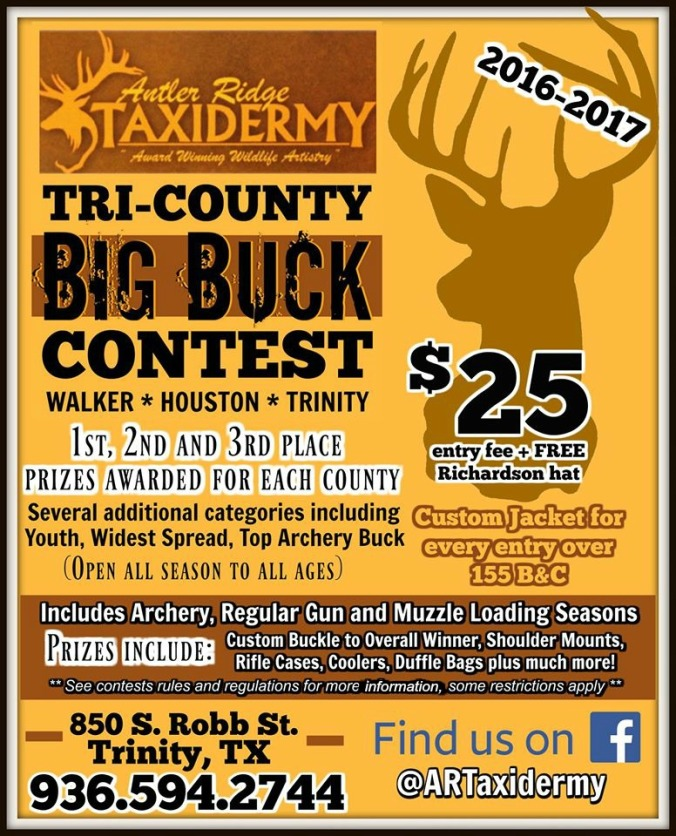 big-buck-contest